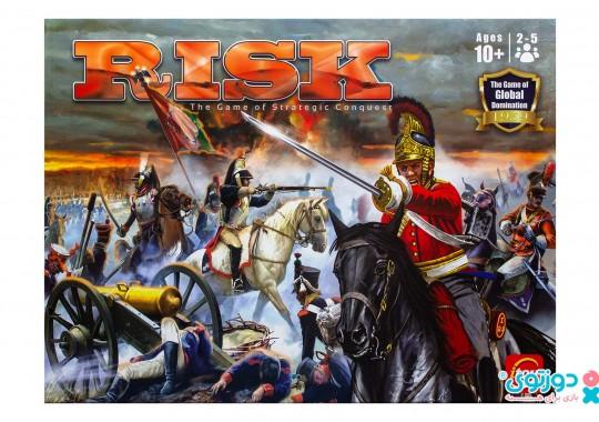 بازی فکری ریسک (Risk)