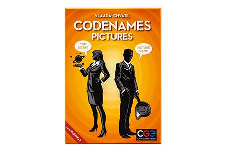 بازی فکری کدنیمز پیکچرز (Codenames Picture)