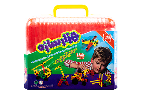 اسباب بازی هزار سازه کیفی