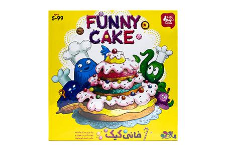 بازی فکری فانی کیک