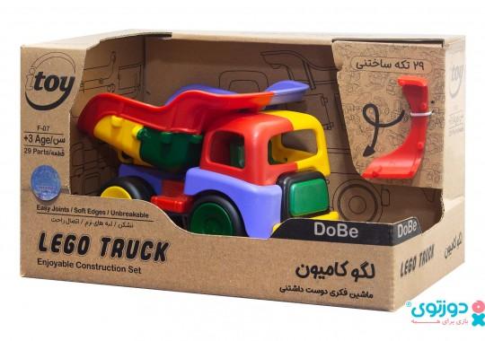 لگو ماشین کامیون دوبی