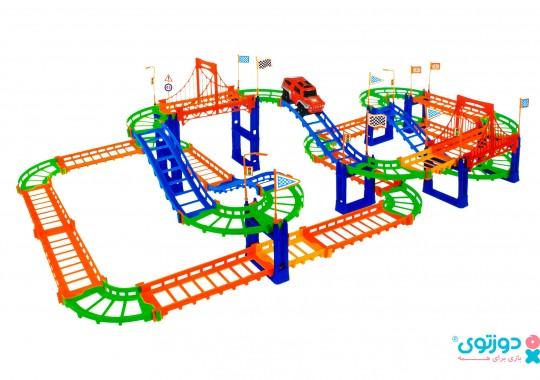اسباب بازی ریسینگ ست (Racing Set)