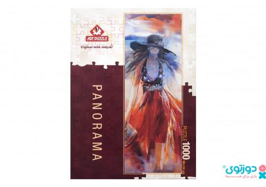 آرت پازل ۱۰۰۰ تکه طرح لباس تابستانی ۴۳۳۲