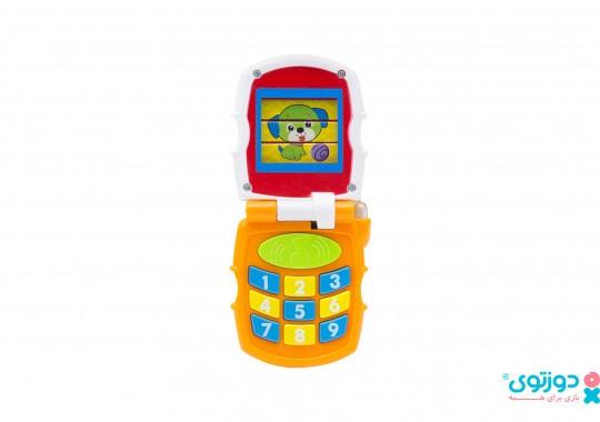 اسباب بازی موبایل نوزاد هولا 766
