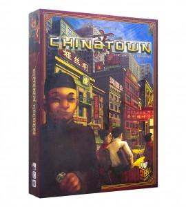 خرید بازی فکری محله چینی ها (Chinatown)