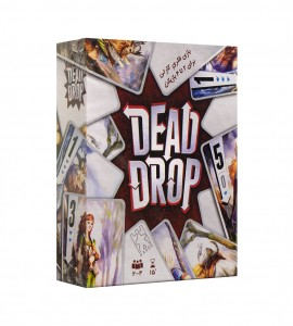 خرید بازی فکری دد دراپ (Dead Drop)