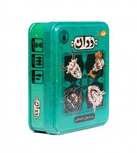 خرید بازی فکری ددان