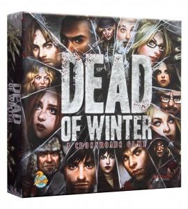 خرید بازی فکری دد آف وینتر (Dead Of Winter)