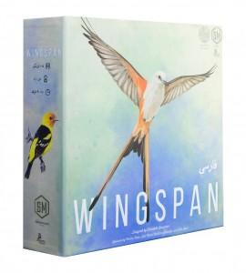 خرید بازی فکری وینگسپن (Wingspan)