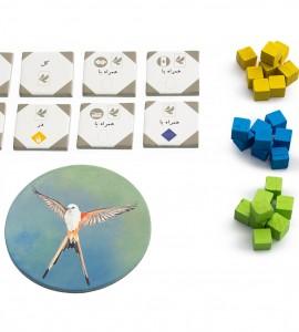 مشخصات بازی فکری وینگسپن (Wingspan)
