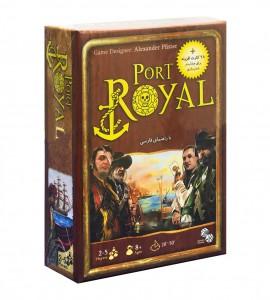 خرید بازی فکری پورت رویال (Port Royal)