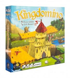 خرید بازی فکری کینگ دومینو (Kingdomino)