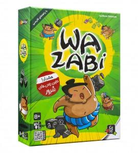 خرید بازی فکری وزبی (Wazabi)