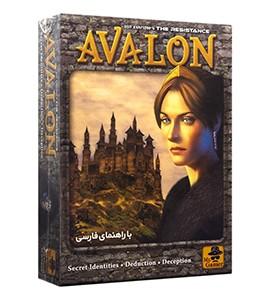 خرید بازی فکری آوالون (Avalon)