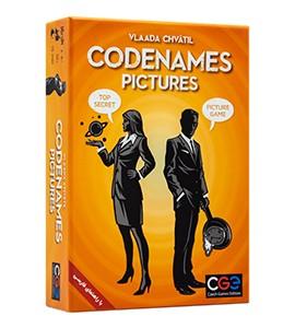 خرید بازی فکری کدنیمز پیکچرز (Codenames Picture)