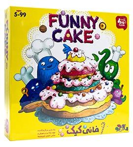 خرید بازی فکری فانی کیک