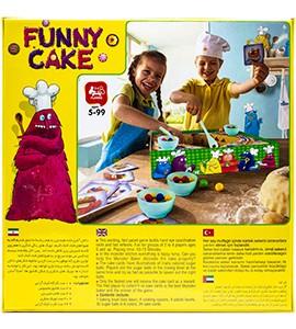 قیمت بازی فکری فانی کیک