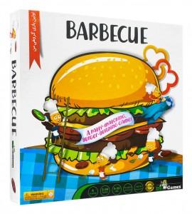 خرید بازی فکری باربیکیو (Barbecue)