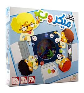 خرید بازی فکری دکتر میکروب