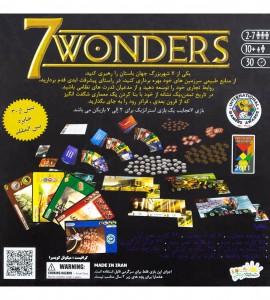 خرید بازی فکری سون واندرز (7Wonders)
