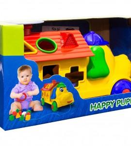 قیمت اسباب بازی ماشین جایگذاری اشکال تک توی
