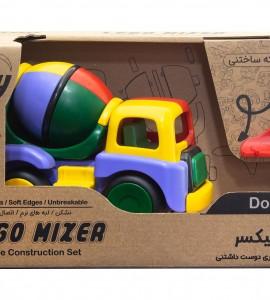 خرید لگو ماشین میکسر دوبی