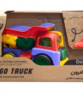 خرید لگو ماشین کامیون دوبی