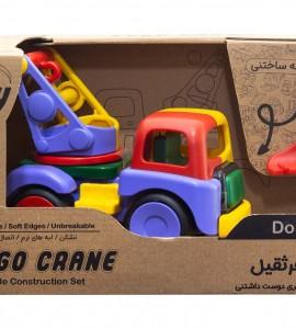 خرید لگو ماشین جرثقیل دوبی