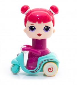خرید اسباب بازی کوکی دختر موتور سوار LOL 3