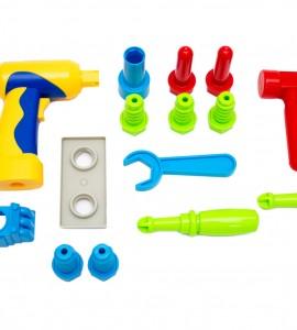 بررسی اسباب بازی ماشین ابزار هولا 789