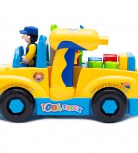 قیمت اسباب بازی ماشین ابزار هولا 789