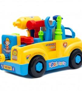 مشخصات اسباب بازی ماشین ابزار هولا 789