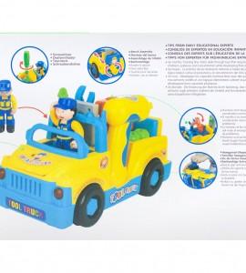 اسباب بازی ماشین ابزار هولا 789