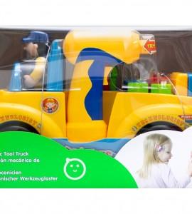 خرید اسباب بازی ماشین ابزار هولا 789