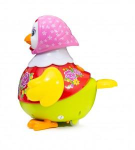 خرید اسباب بازی نوزاد مرغ رقاص هولا 6102
