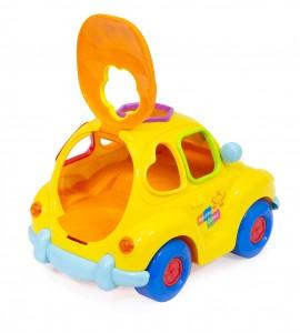 قیمت اسباب بازی نوزاد فولکس جایگذاری اسکال هولا 516
