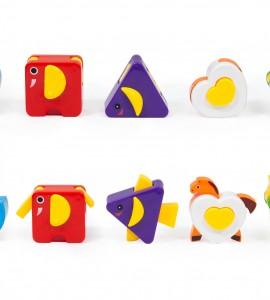 قیمت اسباب بازی نوزاد ماشین موزیکال جایگذاری اشکال هولا 896