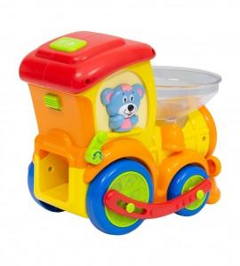 خرید اسباب بازی نوزاد قطار هولی تویز ۹۵۸