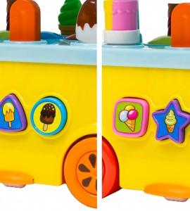 قیمت اسباب بازی نوزاد چرخ بستنی هالی تویز 6101