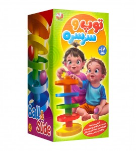 قیمت اسباب بازی نوزاد توپ و سرسره
