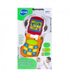 قیمت اسباب بازی موبایل نوزاد هولا 766