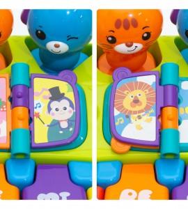 قیمت اسباب بازی نوزاد موزیکال