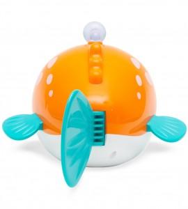 خرید اسباب بازی حمام نوزاد ماهی چراغی هولا 8103