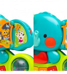 قیمت اسباب بازی نوزاد ارگ فیلی هولا 3135
