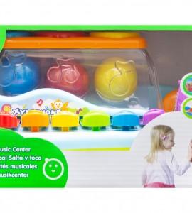 بررسی اسباب بازی کودک بلز، توپ و چکش هولا 856