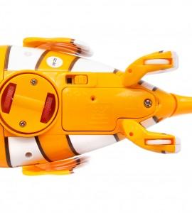 قیمت اسباب بازی نوزاد دلقک ماهی موزیکال هالی تویز 998