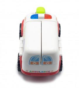 خرید اسباب بازی آمبولانس هولی تویز 836