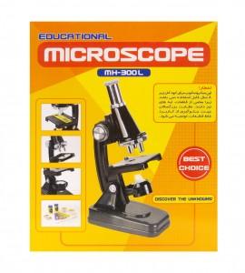 اسباب بازی میکروسکوپ مدل MH-۳۰۰L