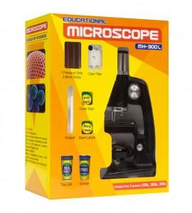 برسی اسباب بازی میکروسکوپ مدل MH-۳۰۰L