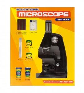 مشخصات اسباب بازی میکروسکوپ مدل MH-۳۰۰L